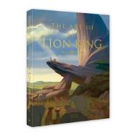 디즈니 라이온 킹 아트북: THE ART OF 라이온 킹