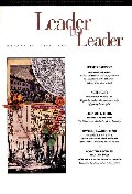 Leader to Leader (Ltl), Volume 14, Fall 1999