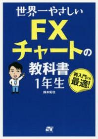世界一やさしいFXチャ-トの敎科書1年生 再入門にも最適!