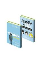 원더 (Movie Tie-in) + Auggie & Me 세트