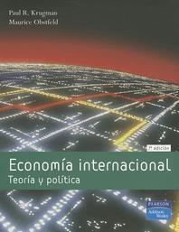 Economica Internacion Teoria y Politica