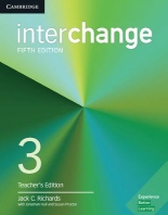 Interchange Level 3 Teacher's Edition with Complete Assessment Program