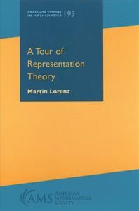 A Tour of Representation Theory