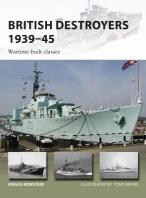 British Destroyers 1939-45