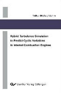 Hybrid Turbulence Simulation to Predict Cyclic Variations
