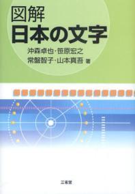 圖解日本の文字