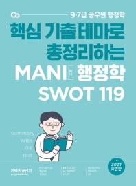 마니 행정학 SWOT 119(2021)