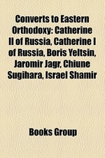 Converts to Eastern Orthodoxy