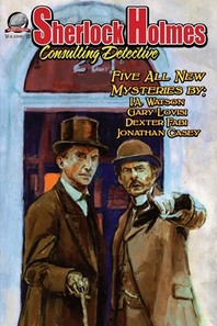 Sherlock Holmes Consulting Detective Volume 15