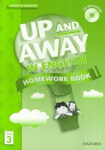 Up and Away in English Homework Book 3