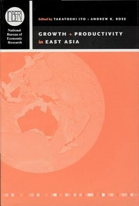 Growth and Productivity in East Asia, Volume 13