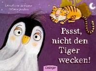 Pssst, nicht den Tiger wecken!