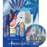 노부영 Animalphabet (원서 & CD)