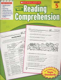Scholastic Success with Reading Comprehension Grade. 5