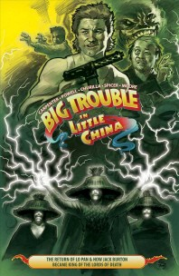 Big Trouble in Little China Vol. 2, 2