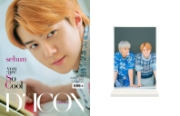 D-icon 디아이콘 vol.09 EXO-SC you are So Cool 타입 01-sehun