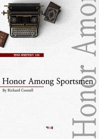 Honor Among Sportsmen