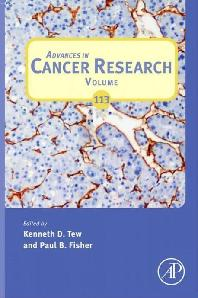 Advances in Cancer Research, 113