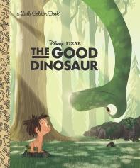 The Good Dinosaur Little Golden Book