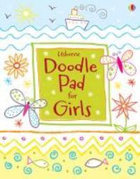 Usborne Doodle Pad for Girls