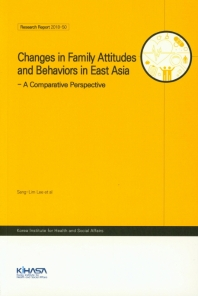 Changes in Family Attitudes and Behaviors in East Asia