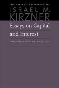 Essays on Capital and Interest