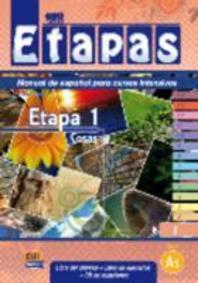 Etapas Level 1 Cosas - Libro del Alumno/Ejercicios + CD