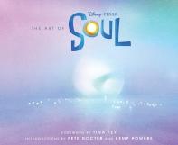 The Art of Soul - 디즈니 픽사 '소울' 아트북