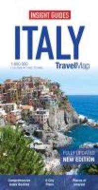 Insight Travel Map: Italy