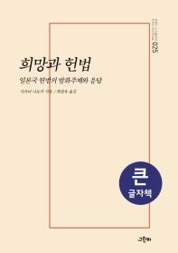 희망과 헌법(큰글자책)