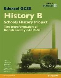 Edexcel GCSE History B Schools History Project