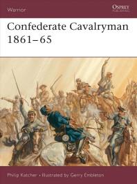 Confederate Cavalryman 1861 65