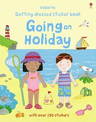 Getting Dressed Going on Holiday (Getting Dressed Sticker Books)