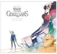 Art Of Rise Of The Guardians(영국판)