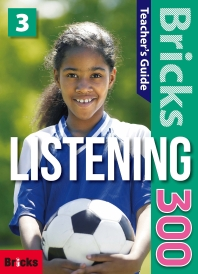 Bricks Listening 300. 3(Teacher's Guide)