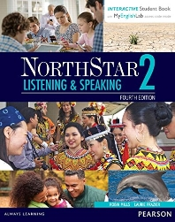 Northstar Listening and Speaking 2 with Interactive Student Book Access Code and Myenglishlab