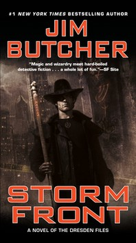 Stormfront (Dresden Files (Series))#1
