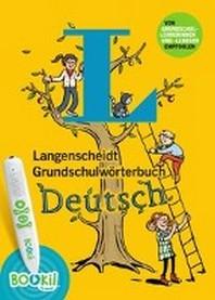 Langenscheidt Grundschulwoerterbuch Deutsch - Buch mit BOOKii-Hoerstift-Funktion