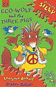Eco-Wolf and the Three Pigs (Book & CD)