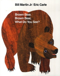 노부영 Brown Bear, Brown Bear, What Do You See(PB+CD)