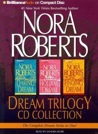 Nora Roberts Dream Trilogy CD Collection