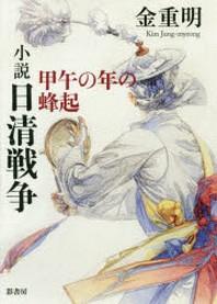 小說日淸戰爭 甲午の年の蜂起