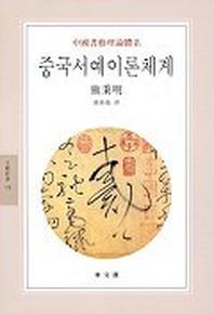 중국서예이론체계