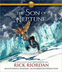 The Heroes of Olympus, Book Two: The Son of Neptune(오디오북)(CD)