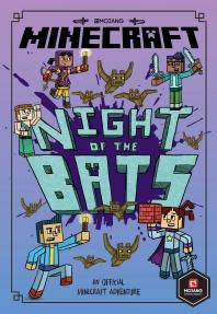 Minecraft: Night of the Bats: Fiction book 2