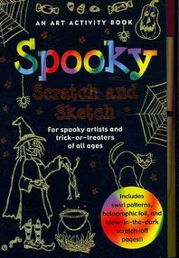 Scratch & Sketch Spooky [With Wooden Stylus]
