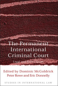 The Permanent International Criminal Court