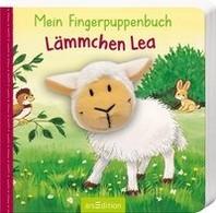 Mein Fingerpuppenbuch - Laemmchen Lea