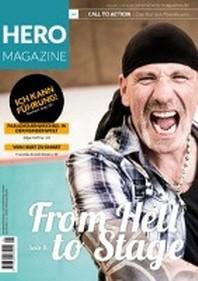 HERO MAGAZINE Ausgabe 01/15