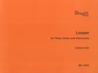 Looper for Piano Violin and Violoncello